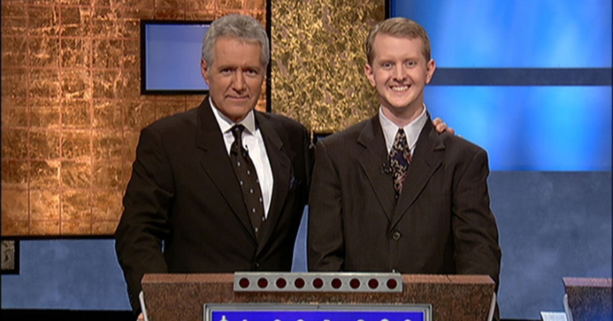 ken jennings alex trebek getty images
