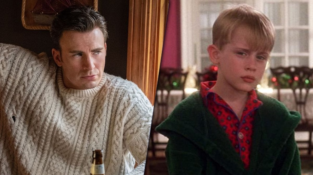 knives out home alone holiday movies