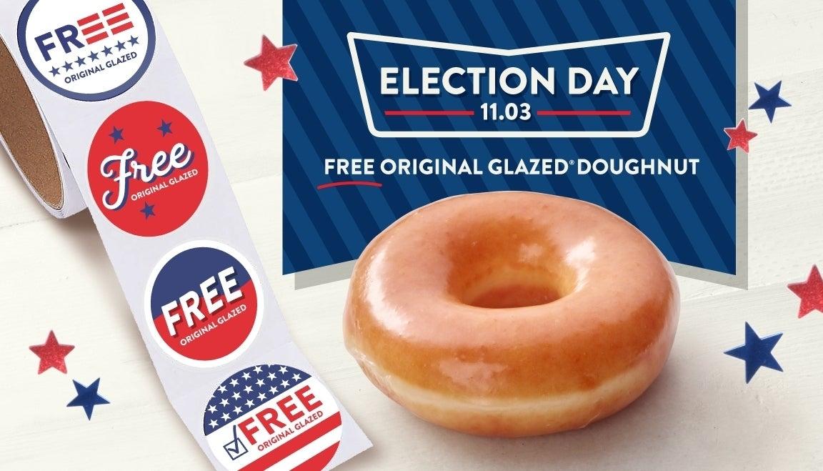 krispy-kreme-free-doughnuts-election-day