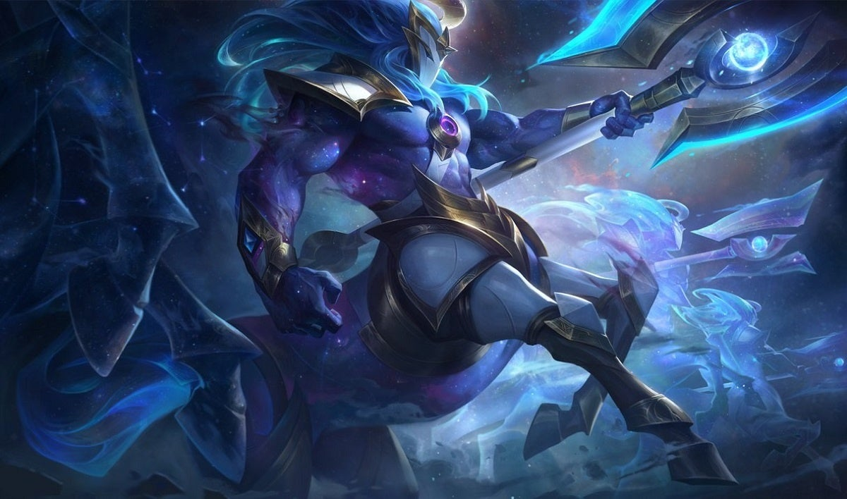 League of Legends Cosmic
