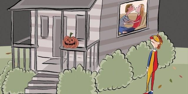 legend of halloween book header michael myers