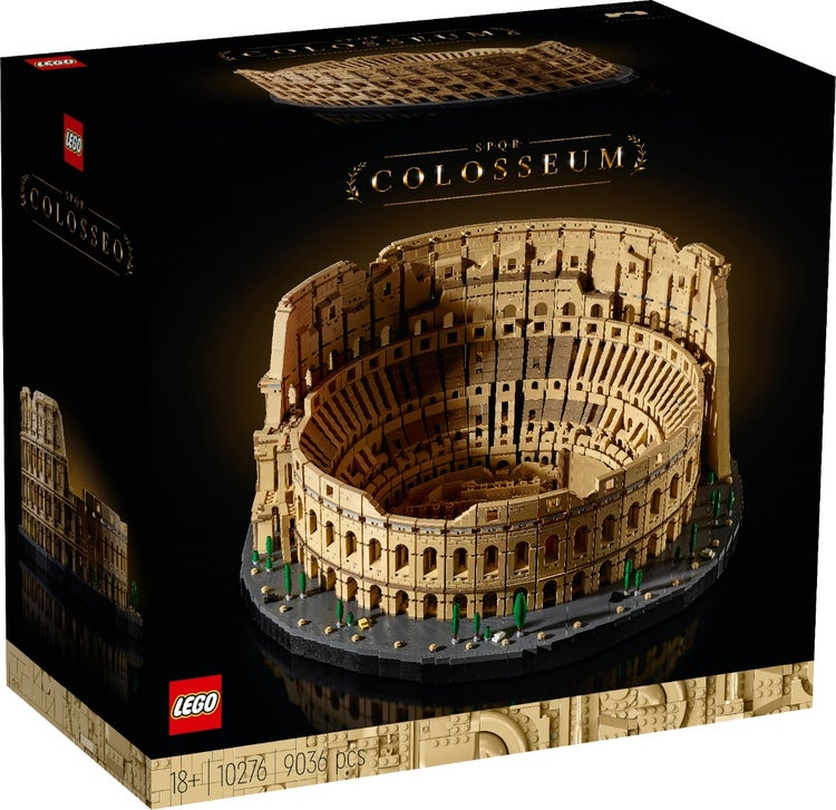 lego roman colosseum 1