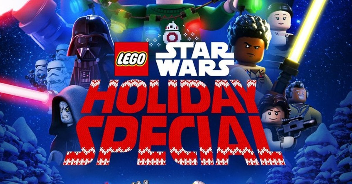 lego star wars holiday special poster header