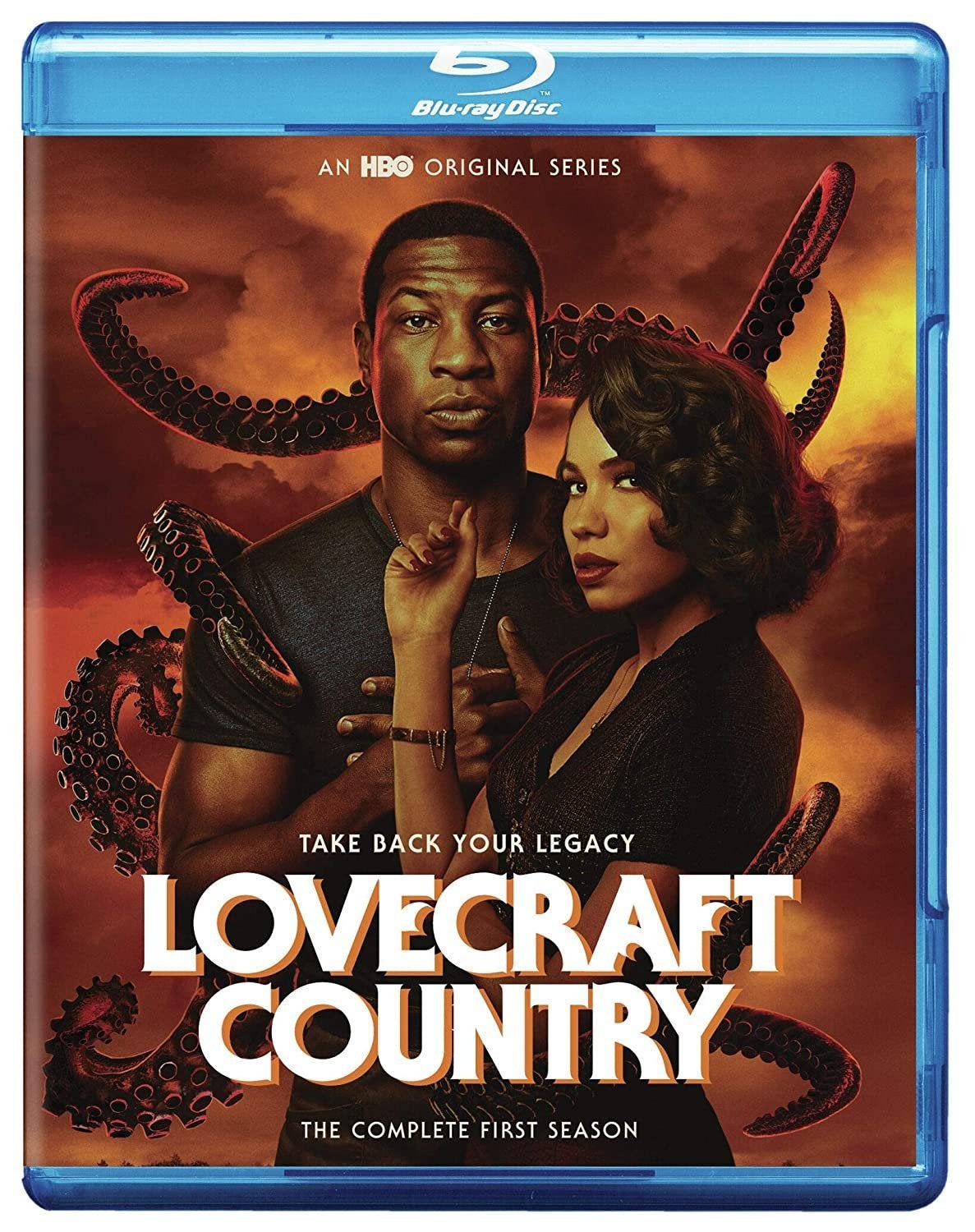 lovecraft country blu ray cover