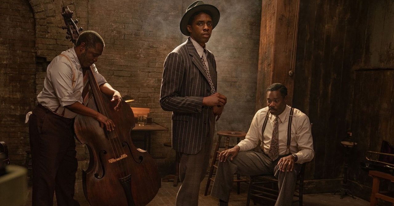 Chadwick Boseman Earning Rave Review for His Final Performance in Ma Rainey's Black Bottom