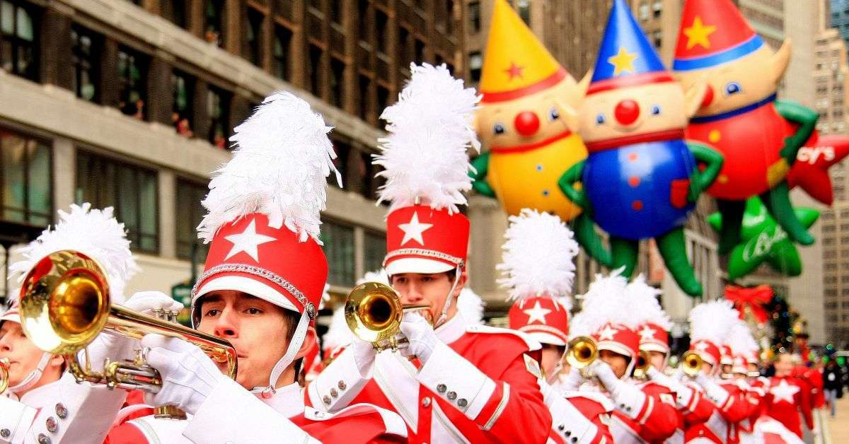 macys thanksgiving day parade