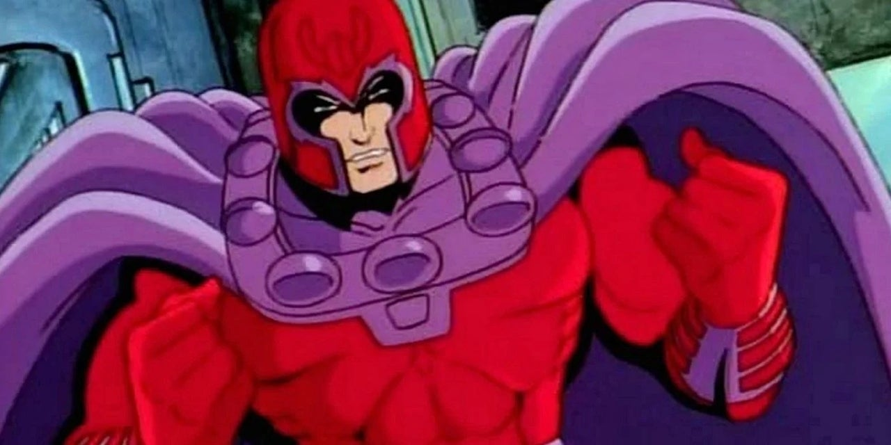 magneto x men the animated series
