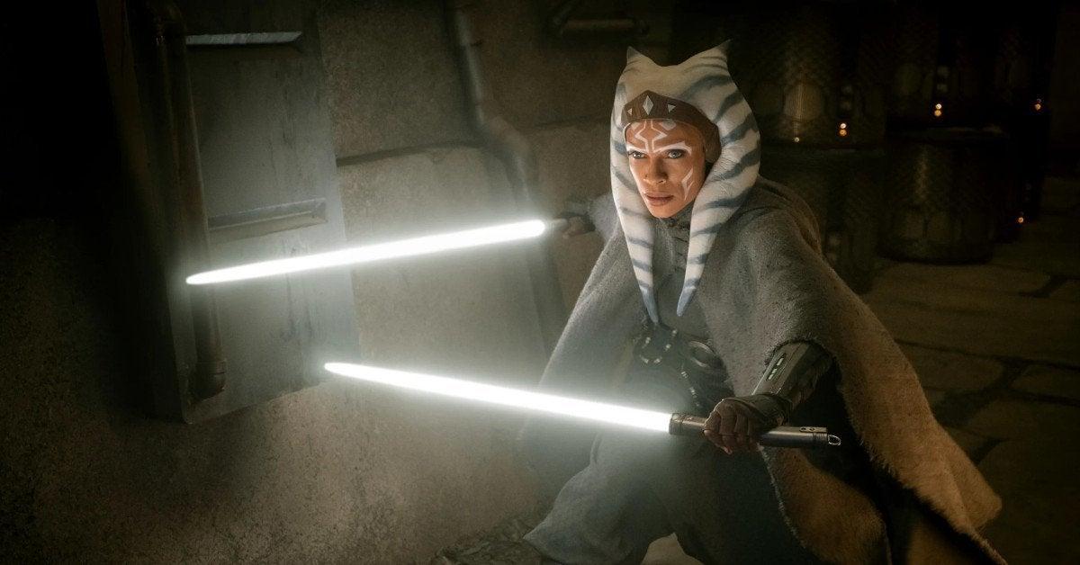 Mandalorian Ahsoka Tano Star Wars Rosasrio Dawson Return