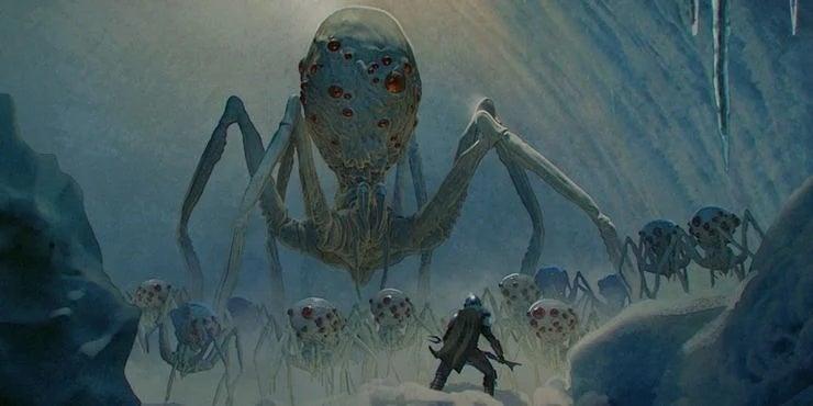 mandalorian krykna spiders