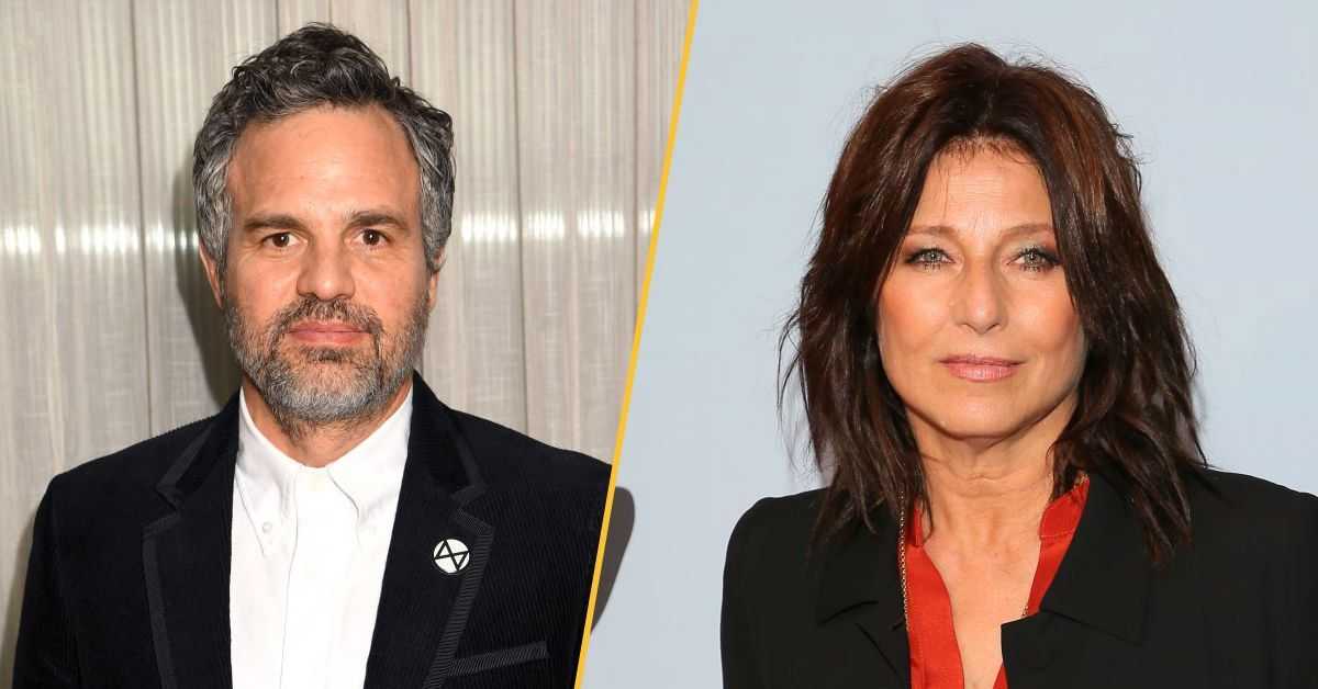mark ruffalo catherine keener getty images