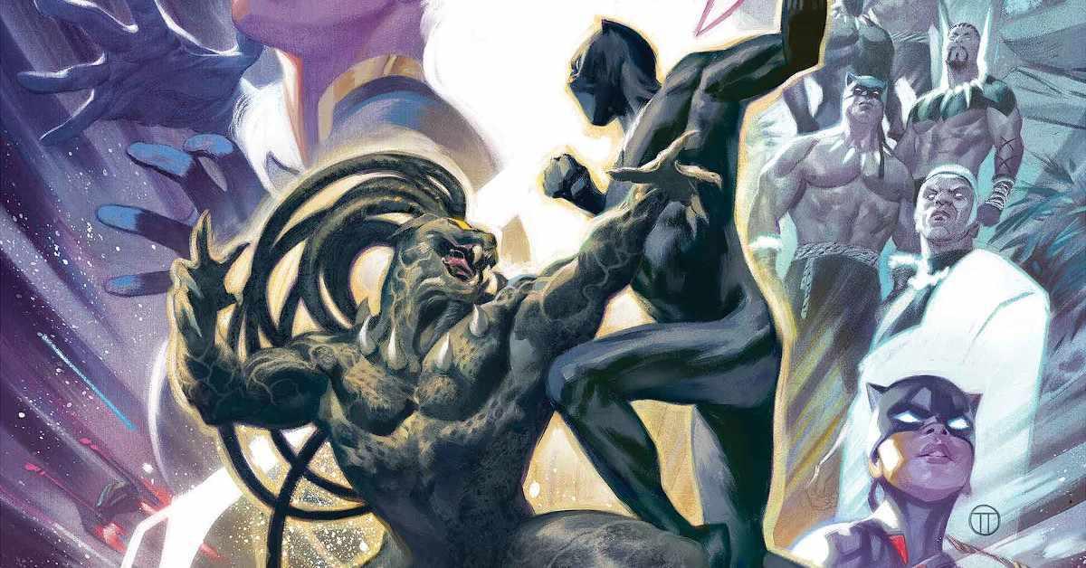 Marvel Black Panther Ta-Nehisi Coates Return