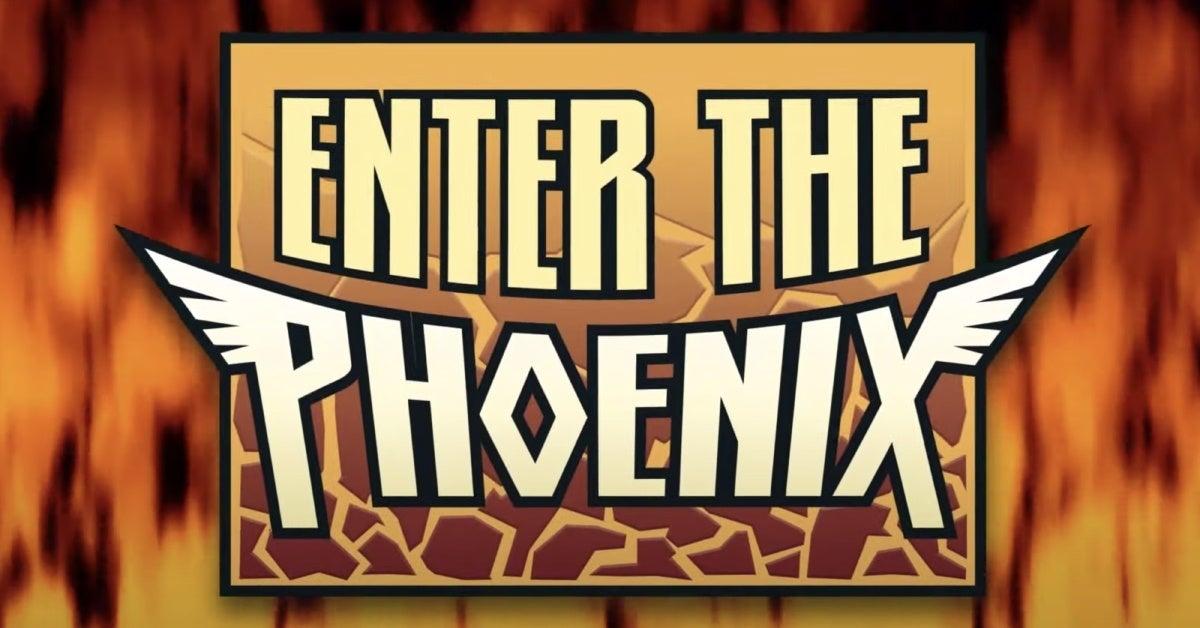 marvel comics enter the phoenix