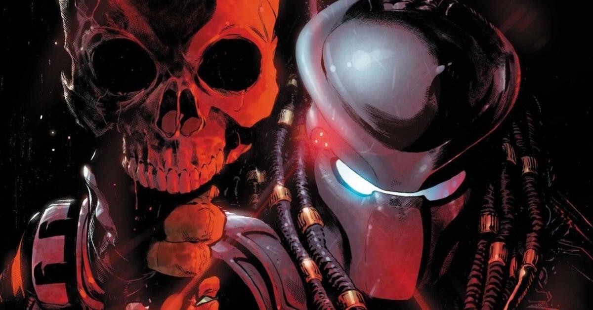 marvel comics predator omnibus