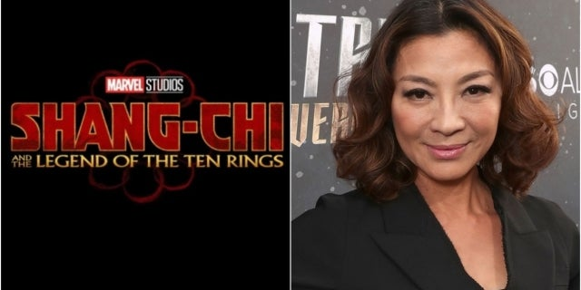 Marvel Shang Chi and the Legend of the Ten Rings Michelle Yeoh