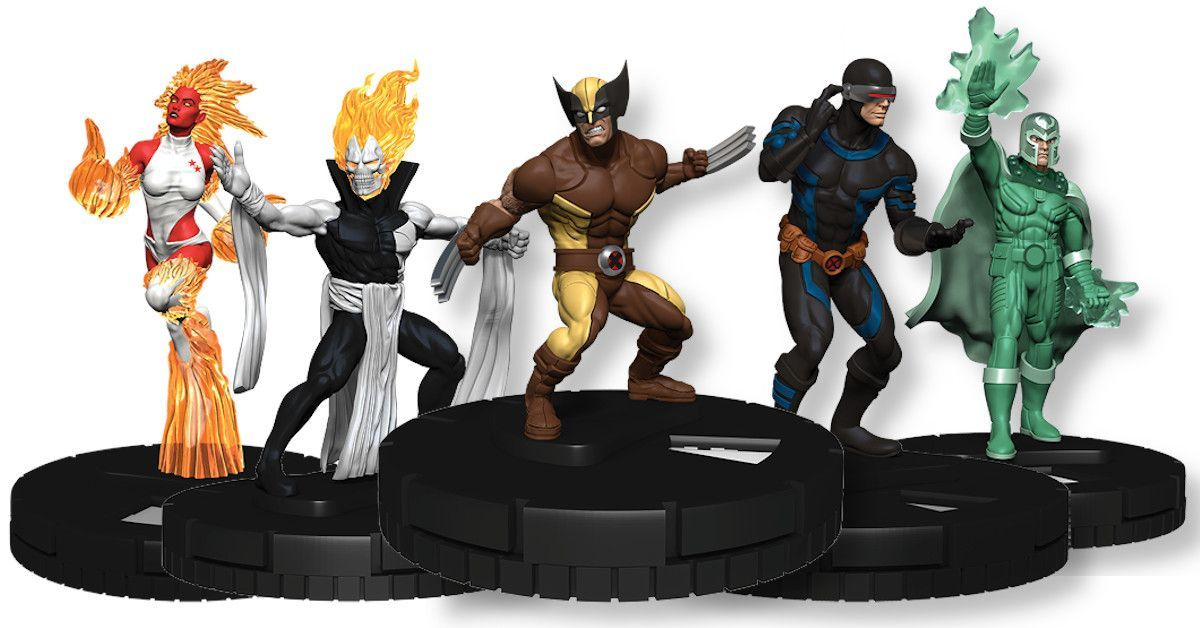 Marvel X-Men House of X HeroClix Previews