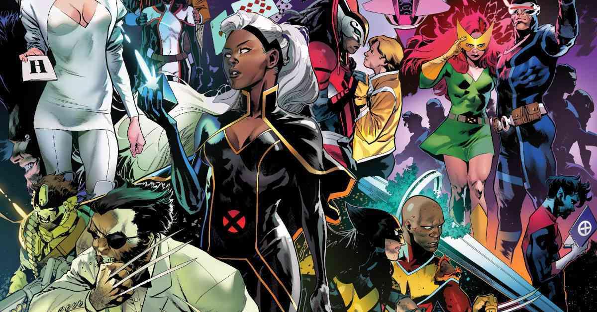 Marvel X-Men Reign of X