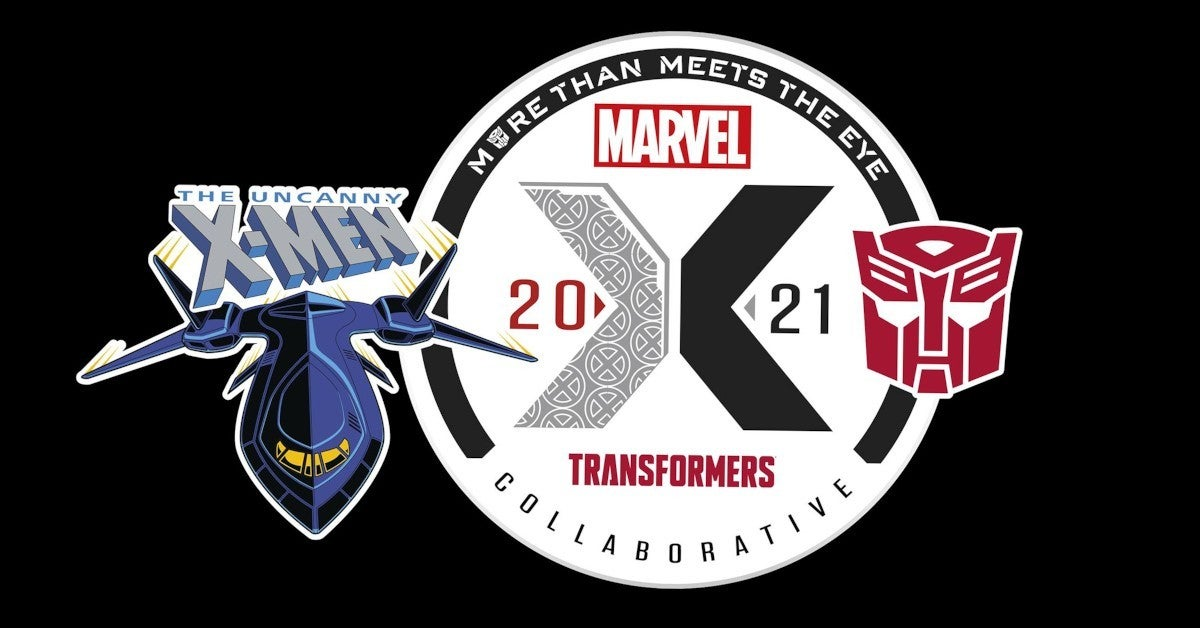 Marvel X-Men Transformers Crossover Comic Event
