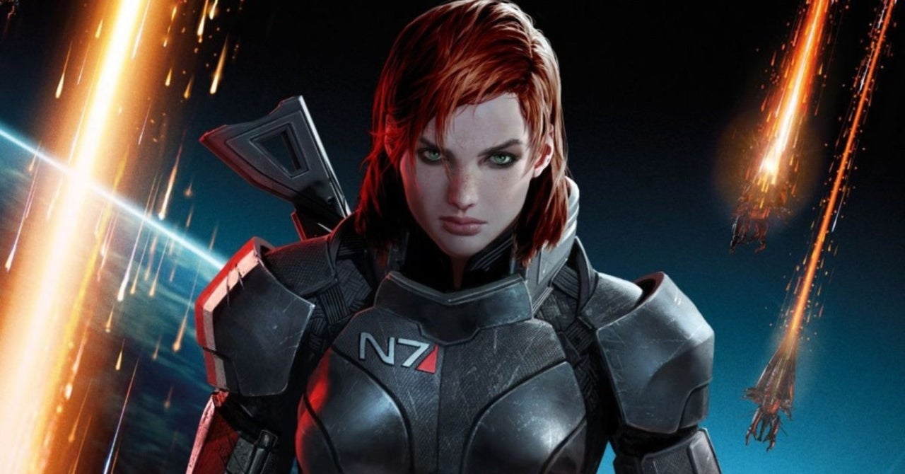 Mass Effect's Commander Shepard Reacts to Legendary Edition Trailer With Touching Message - ComicBook.com