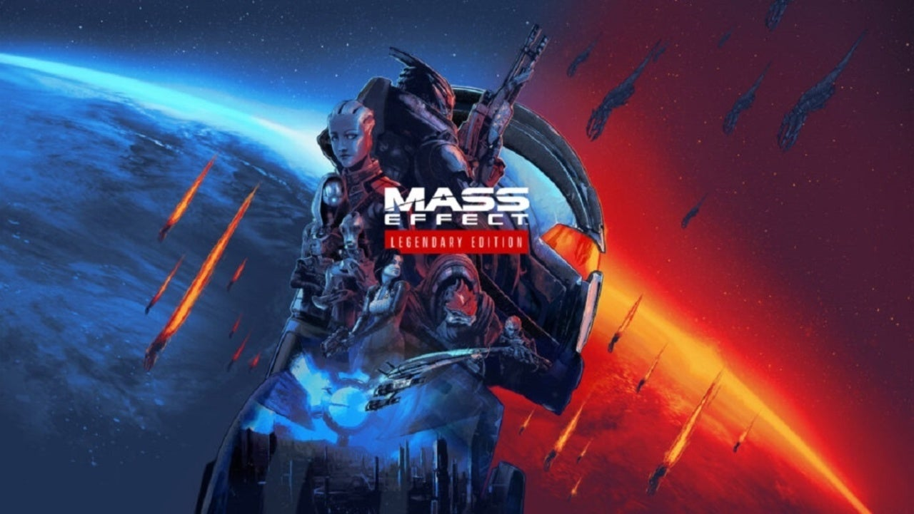 Mass Effect Legendary Edition Revealed