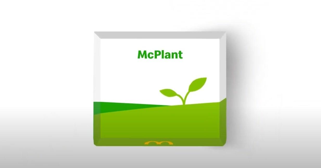 mcplant mcdonalds