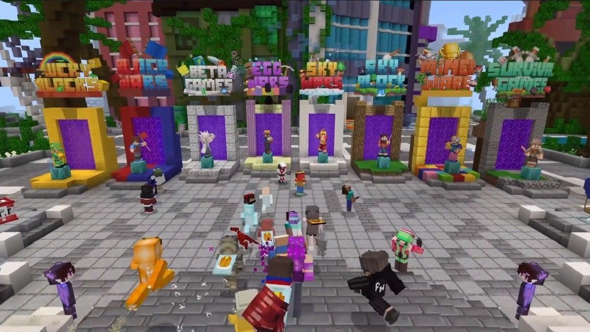 Minecraft Realms Servers