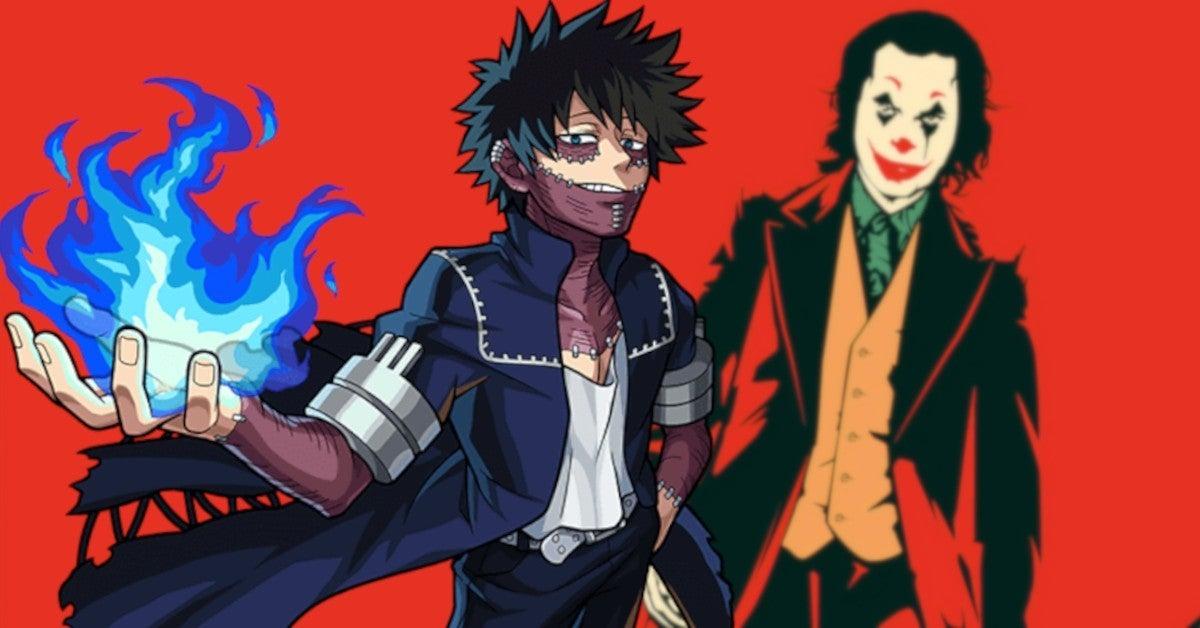 My Hero Academia Dabi Joker References Manga 290