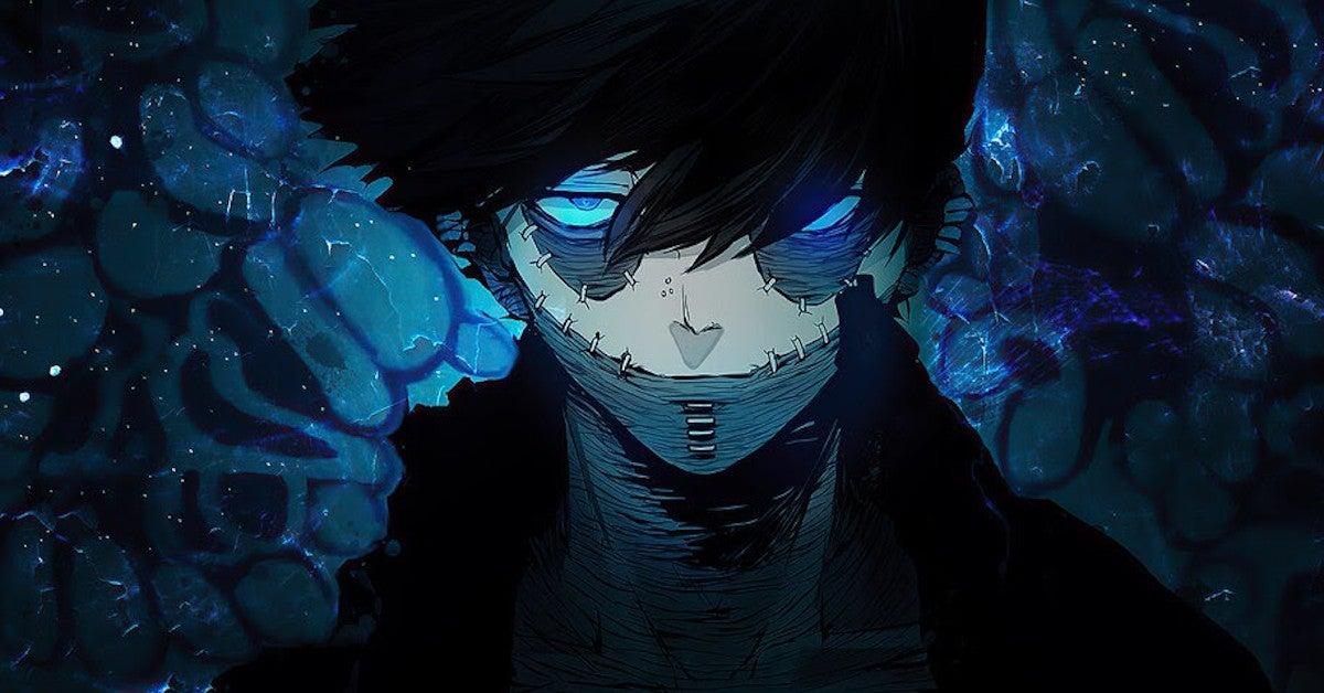 My Hero Academia Dabi New Origin Story Arc Anime Manga
