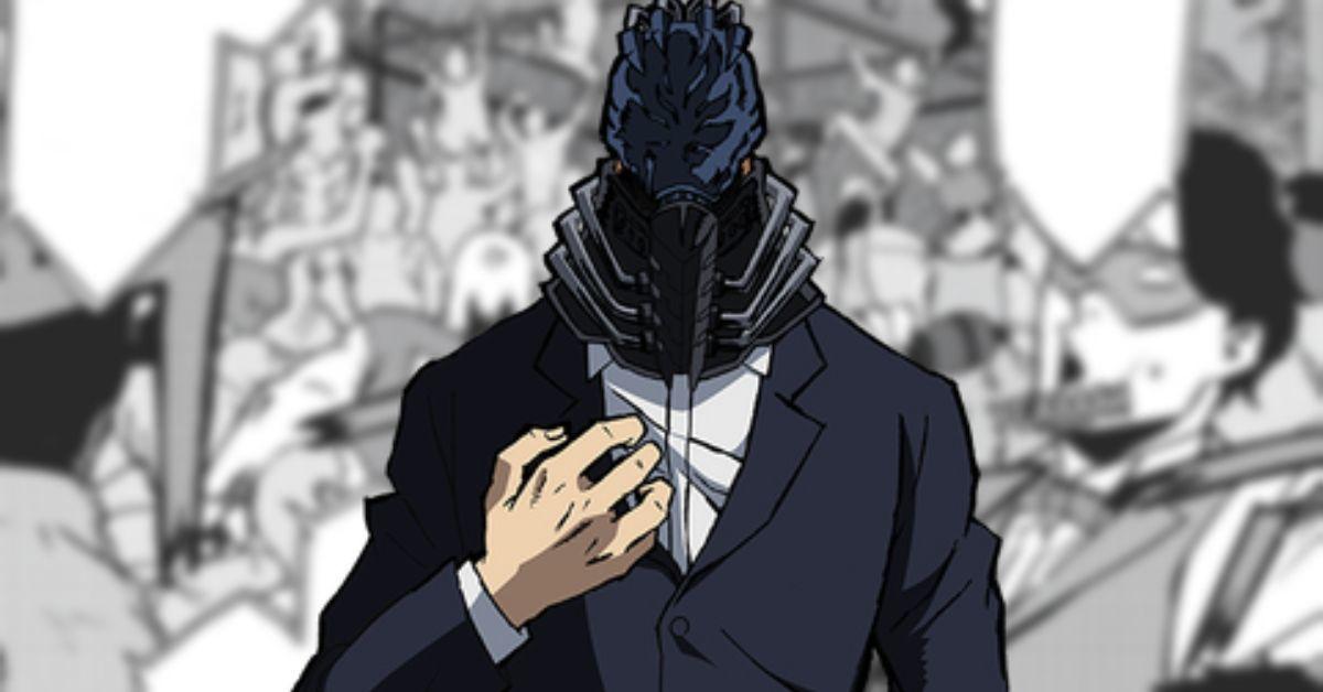 My Hero Academia Vigilantes All For One Debut Tease Spoilers Manga
