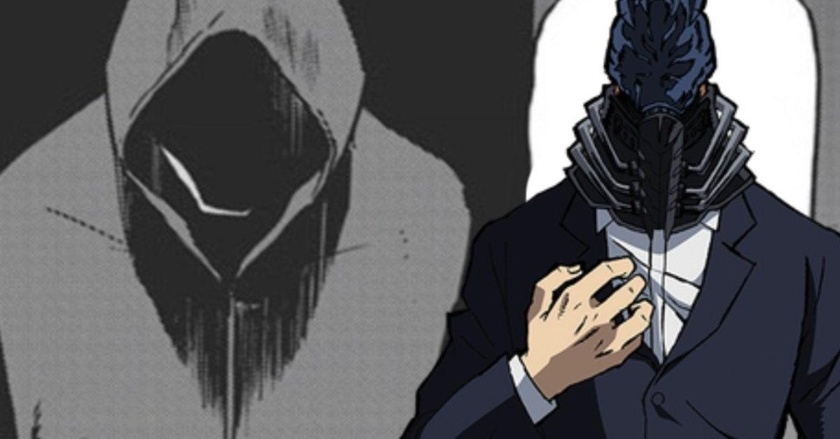 My Hero Academia Vigilantes All For One Fight Cliffhanger Spoilers Manga