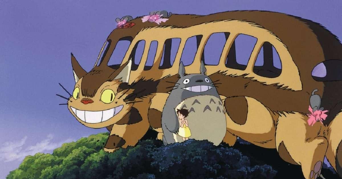 My Neighbor Totoro Statue