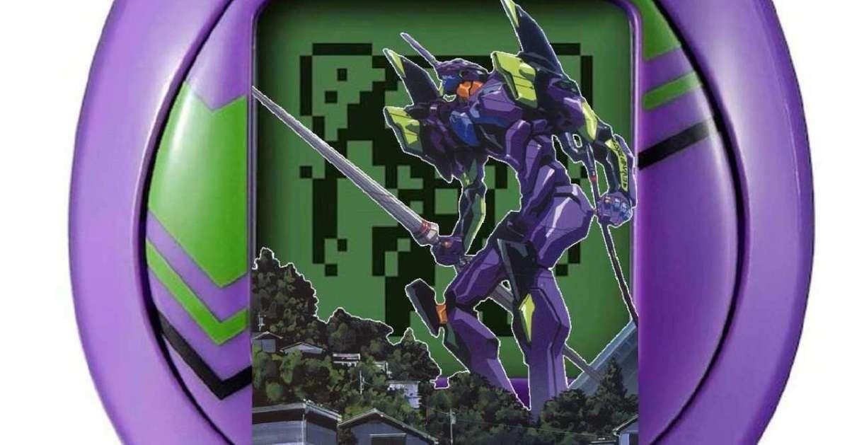 Neon Genesis Evangelion Tamagotchi