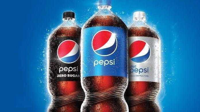 new pepsi 2l bottles
