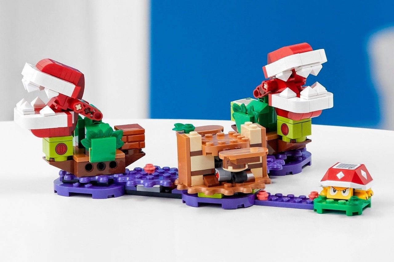 new super mario lego set 3