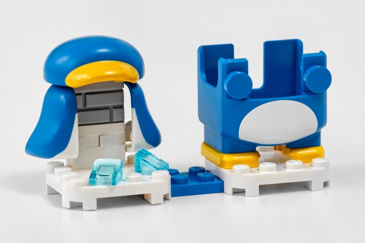 new super mario lego set 5