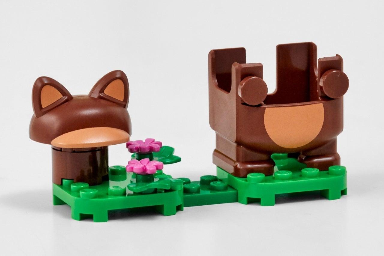 new super mario lego set 6