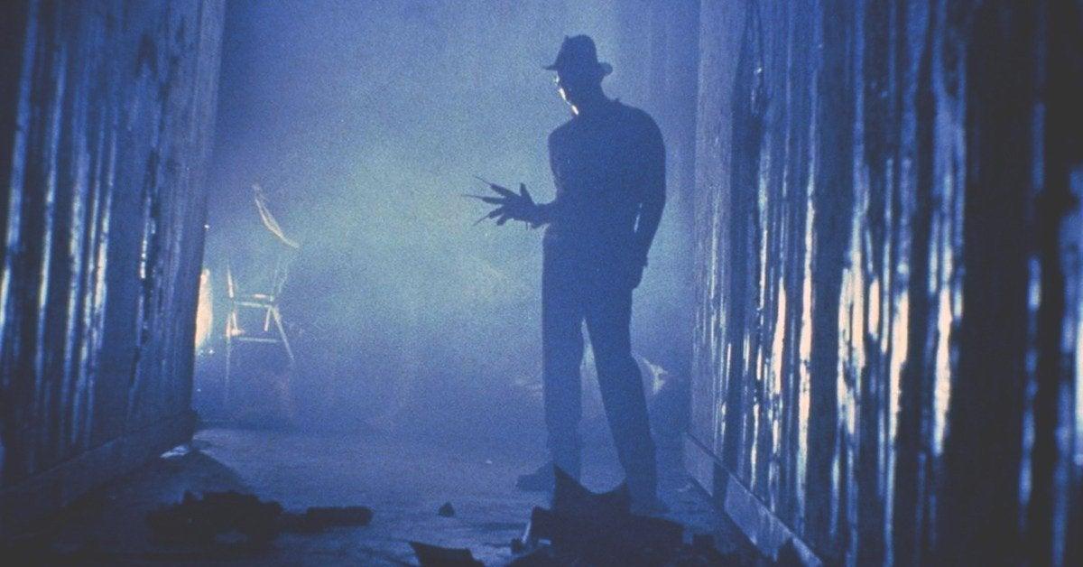 nightmare on elm street freddy krueger 1984