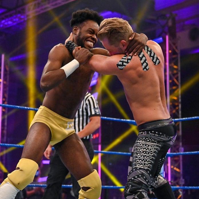 NXT-Leon-Ruff-205-Live