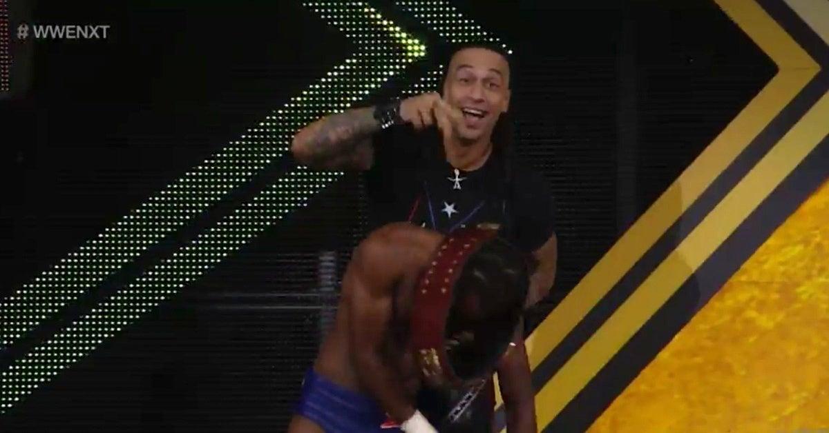 NXT-Leon-Ruff-Retains-Damian-Priest