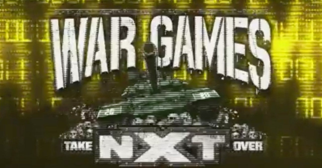 NXT Reveals New Matches for TakeOver WarGames