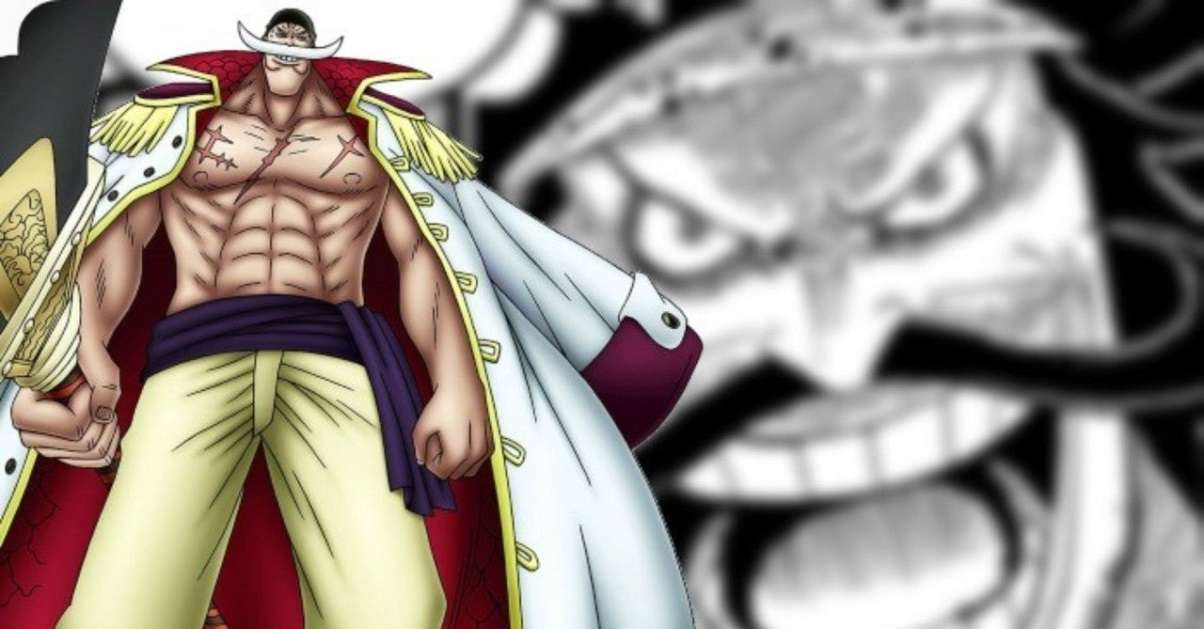 One Piece Figures Whitebeard Roger