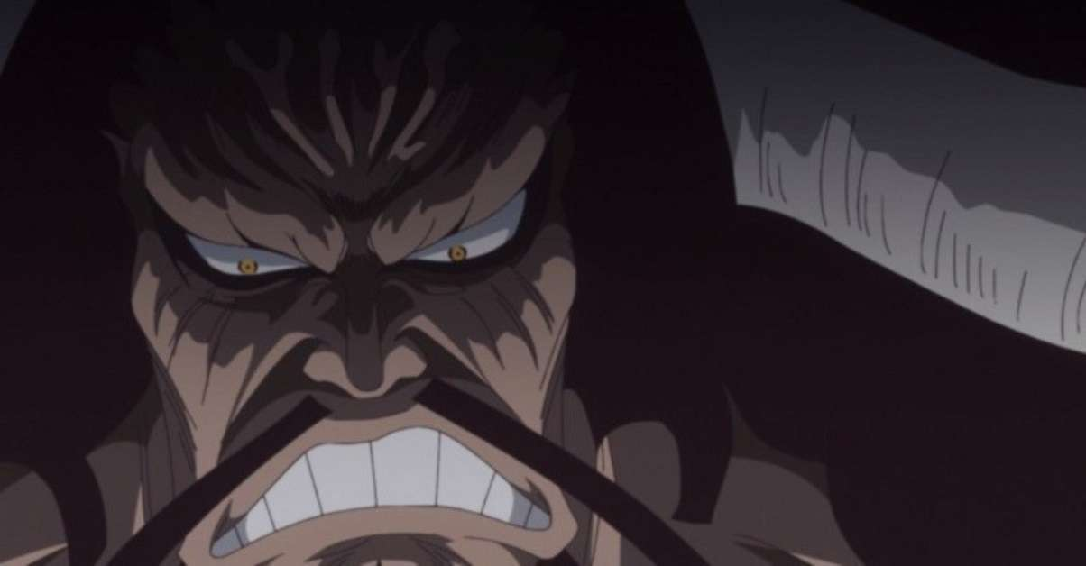 One Piece Kaido Anime