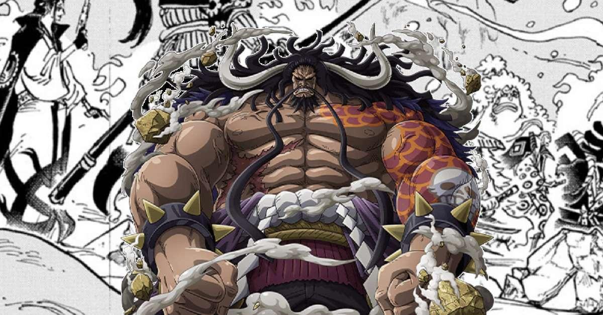One Piece Kaido Samurai Battle