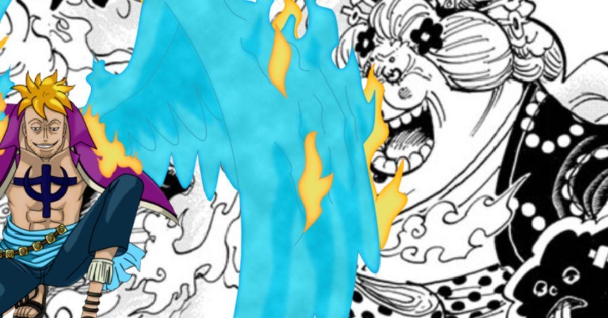 One Piece Marco Big Mom Grudge Spoilers Manga