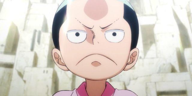 One Piece Momonosuke Kozuki