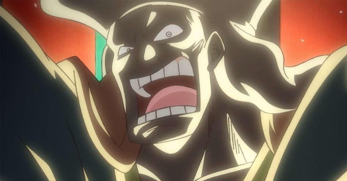 One Piece Oden Flashback