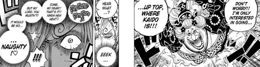 One Piece Sanji Big Mom