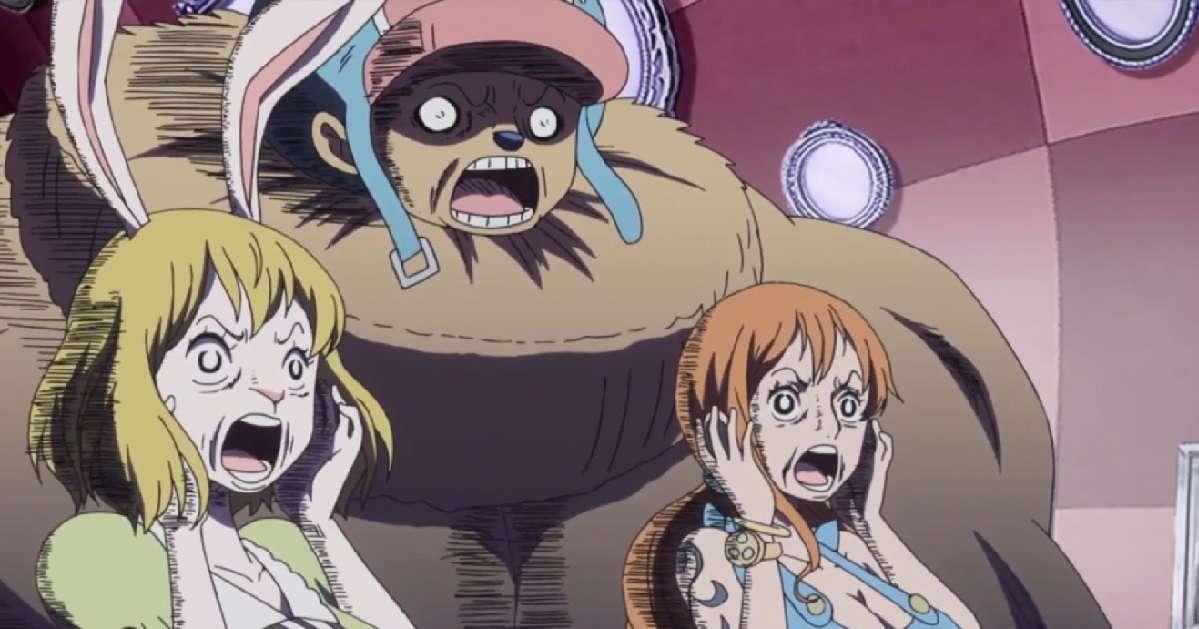 One Piece Shock