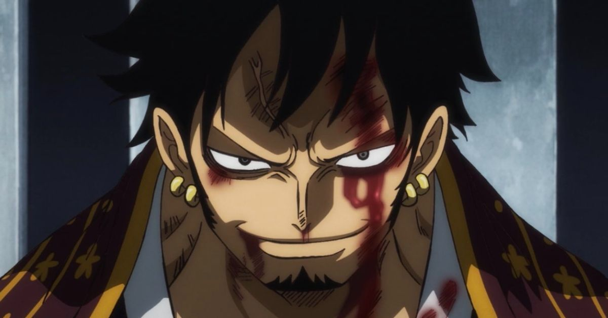 One Piece Trafalgar Law Wano Anime