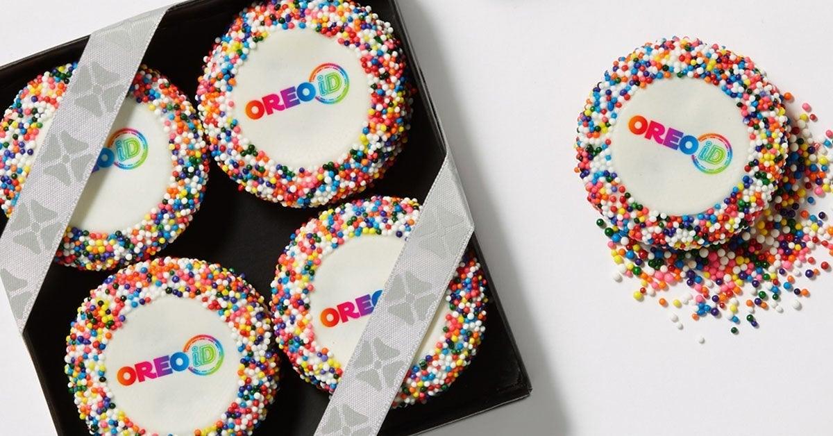 oreoid custom cookies