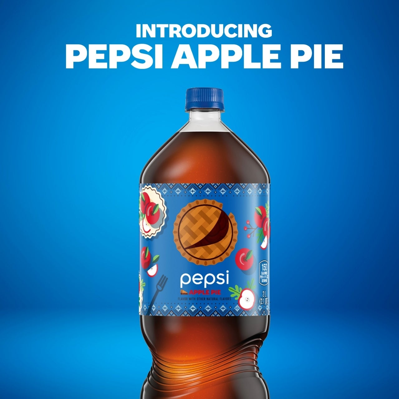 Pepsi Apple Pie KV